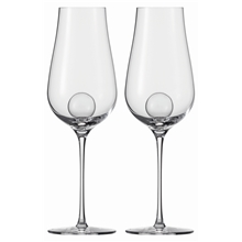 Air Sense Champagne glas 322 ml 2-pack
