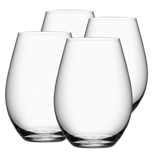 More Tumblerglas 4-pack