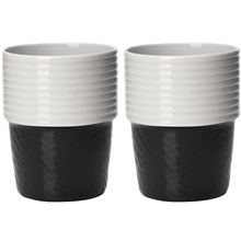 Filippa K kaffe/Temugg Coal 2-pack