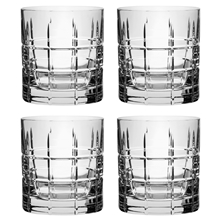 Street Whiskeyglas OF 4-pack