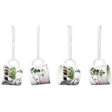 Mumin Minimuggar 4-pack