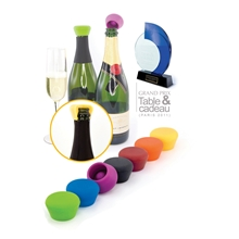 Silicone Champagne Stoppers