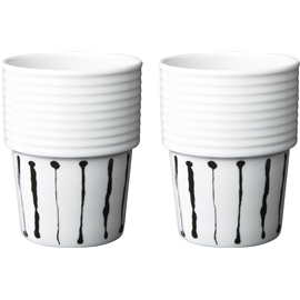 Filippa K Kaffe/Temugg Ink Stripe 2-pack