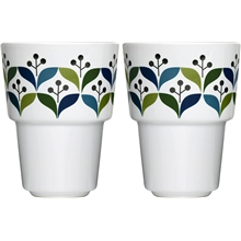 Retro Mugg 2-Pack