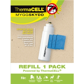ThermaCELL mygg refill 1-pack