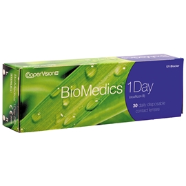 Biomedics 1 Day 30p
