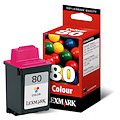 Lexmark Ink No 80 Color 012A1980E