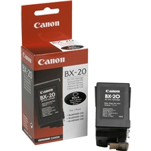 Canon Ink BX-20 Black 0896A002