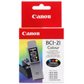 Canon Ink BCI-21CL Color Blister 0955A350