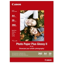 Fotopapper Glossy Plus A4 20 ark 260g
