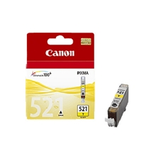 Canon Ink CLI-521Y Yellow 2936B001