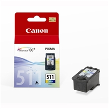 Canon CL-511cl ink color