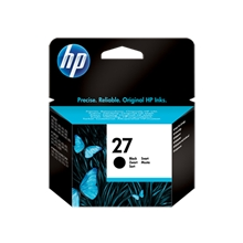 HP Ink No 27 Black C8727AE