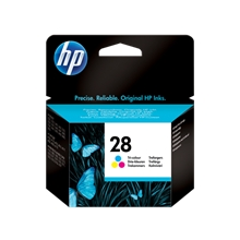 HP Ink No 28 Tri-Colour C8728AE_ABB
