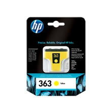 HP Ink No 363 Yellow