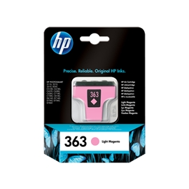 HP Ink No 363 Light Magenta
