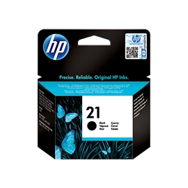 HP Ink No 21 Black