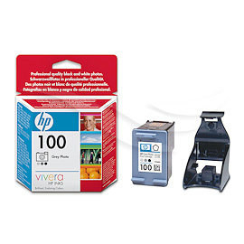 HP Ink No 100 Grey Photo