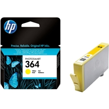 HP 364 Ink yellow Vivera CB320EE_ABB