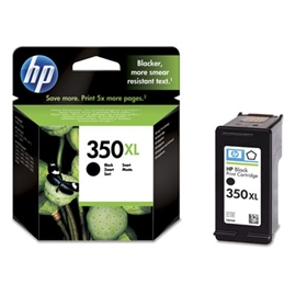 HP Ink No 350 XL Black