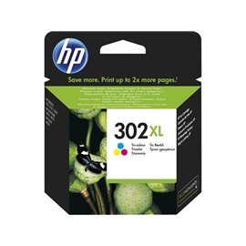 HP 302XL ink cartridge Tri-color