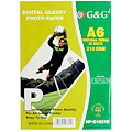 G&G - Glossy Photo Paper (2880 dpi) A6