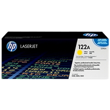 HP Toner Q3962A Yellow Q3962A