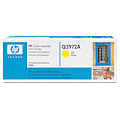 HP Toner Q3972A Yellow Q3972A