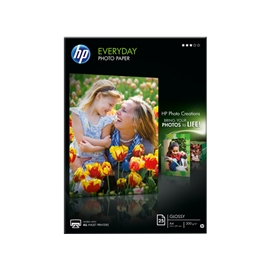 HP A4 Everyday Photo Paper Semi-glossy 170
