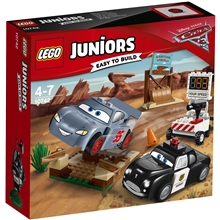 10742 LEGO Juniors Fartträning i Willy's
