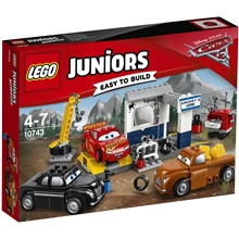 10743 LEGO Juniors Smokeys Verkstad
