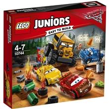 10744 LEGO Juniors Thunder Hollow Crazy