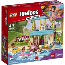 10763 LEGO Juniors Stephanies strandhus