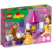10877 DUPLO Princess TM Belles tebjudning