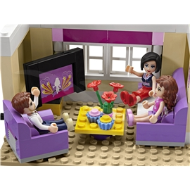 Lego friends olivias hus
