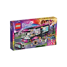 41106 LEGO Friends Popstjärnornas turnébuss