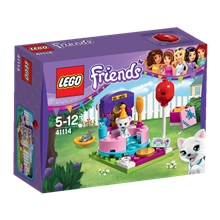 41114 LEGO Friends Kalasstyling