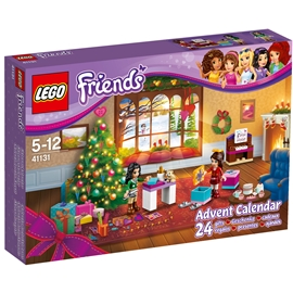 41131 LEGO Friends Adventskalender 2016