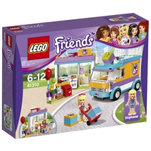 41310 LEGO Friends Heartlakes Presentbud