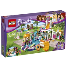 41313 LEGO Friends Heartlakes Sommarpool