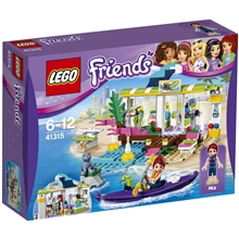41315 LEGO Friends Heartlakes Surfshop