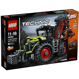 42054 LEGO Technic CLAAS XERION 5000 TRAC VC