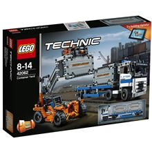 42062 LEGO Technic Containertransport