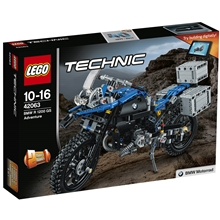 42063 LEGO Technic BMW R 1200 GS Adventure