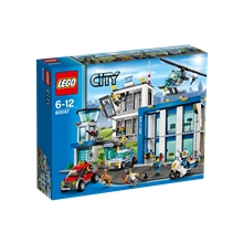 60047 LEGO City Polisstation