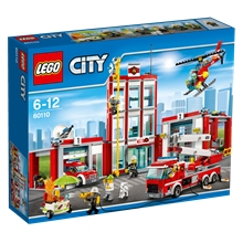 60110 LEGO City Brandstation