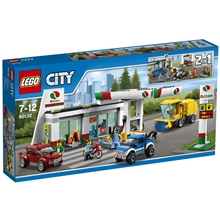 60132 LEGO City Servicestation
