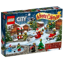 60133 LEGO City Adventskalender 2016