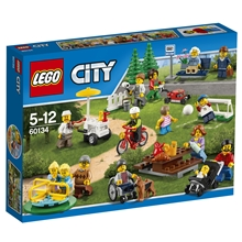 60134 LEGO City Kul i parken folk i City