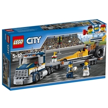 60151 LEGO City Dragstertransport